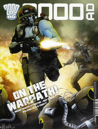 Cover Thumbnail for 2000 AD (Rebellion, 2001 series) #2003