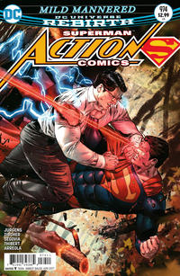 Cover Thumbnail for Action Comics (DC, 2011 series) #974