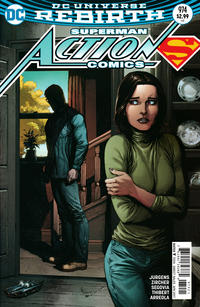 Cover Thumbnail for Action Comics (DC, 2011 series) #974 [Gary Frank Variant]