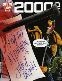 Cover Thumbnail for 2000 AD (Rebellion, 2001 series) #1994