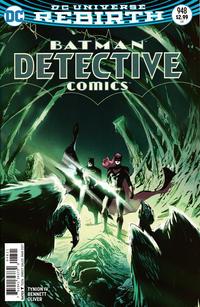 Cover Thumbnail for Detective Comics (DC, 2011 series) #948 [Rafael Albuquerque Variant Cover]