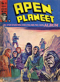 Cover Thumbnail for Apenplaneet (Classics/Williams, 1975 series) #1