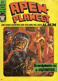 Cover Thumbnail for Apenplaneet (Classics/Williams, 1975 series) #3
