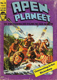 Cover Thumbnail for Apenplaneet (Classics/Williams, 1975 series) #4