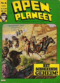 Cover Thumbnail for Apenplaneet (Classics/Williams, 1975 series) #6
