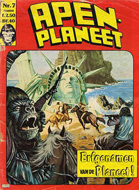 Cover Thumbnail for Apenplaneet (Classics/Williams, 1975 series) #7