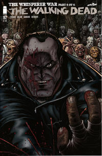 Cover for The Walking Dead (Image, 2003 series) #162 [Arthur Adams Variant Cover]