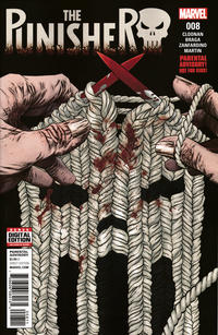 Cover Thumbnail for The Punisher (Marvel, 2016 series) #8
