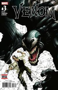 Cover Thumbnail for Venom (Marvel, 2017 series) #3