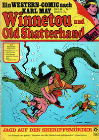 Cover Thumbnail for Winnetou und Old Shatterhand (Condor, 1977 series) #7