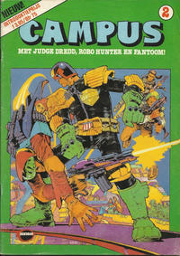 Cover Thumbnail for Campus (Dendros, 1982 series) #2