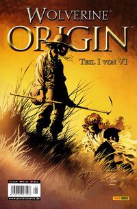 Cover Thumbnail for Wolverine - Origin (Panini Deutschland, 2002 series) #1