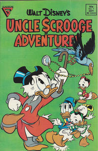 Cover Thumbnail for Walt Disney's Uncle Scrooge Adventures (Gladstone, 1987 series) #7 [Newsstand]