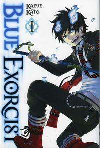Cover Thumbnail for Blue Exorcist (Viz, 2011 series) #1