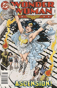 Cover Thumbnail for Wonder Woman (DC, 1987 series) #127 [Newsstand Edition]