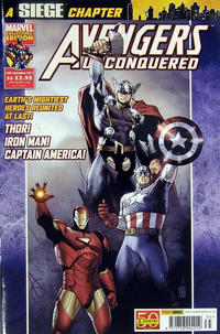Cover Thumbnail for Avengers Unconquered (Panini UK, 2009 series) #35