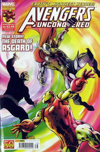 Cover Thumbnail for Avengers Unconquered (Panini UK, 2009 series) #38