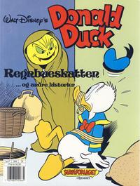 Cover Thumbnail for Donald Duck album (Hjemmet / Egmont, 1985 series) #8 - Regnbueskatten ... og andre historier