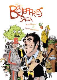Cover Thumbnail for The Bojeffries Saga (Top Shelf Productions / Knockabout Comics, 2014 series)