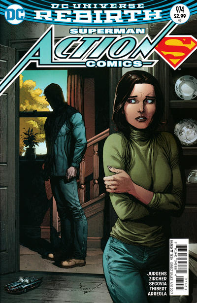 Cover for Action Comics (DC, 2011 series) #974