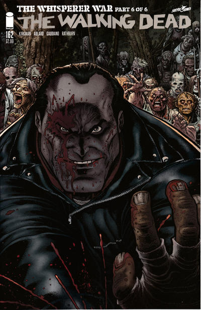 Cover for The Walking Dead (Image, 2003 series) #162