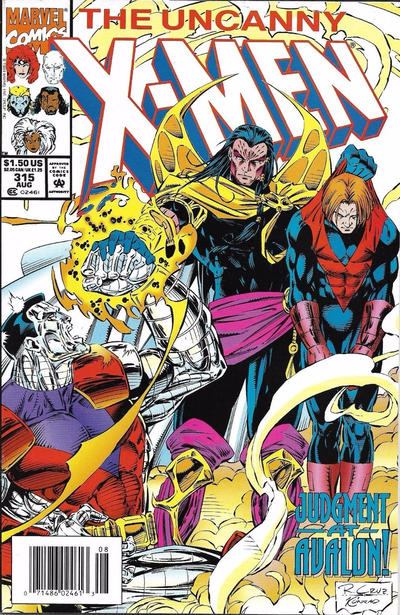 Cover for The Uncanny X-Men (Marvel, 1981 series) #315 [Newsstand]