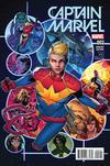 Cover Thumbnail for Captain Marvel (2016 series) #2 [Incentive Phil Jimenez Variant]