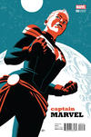 Cover Thumbnail for Captain Marvel (2016 series) #2 [Incentive Michael Cho Variant]