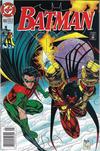 Cover Thumbnail for Batman (1940 series) #488 [Newsstand]