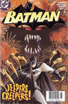 Cover for Batman (DC, 1940 series) #628 [Newsstand Edition]