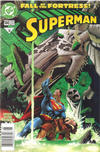 Cover for Superman (DC, 1987 series) #144 [Newsstand]