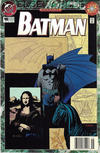 Cover for Batman Annual (DC, 1961 series) #18 [Newsstand]