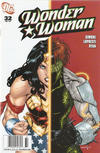 Cover for Wonder Woman (DC, 2006 series) #32 [Newsstand Edition]