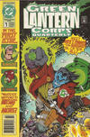 Cover Thumbnail for Green Lantern Corps Quarterly (1992 series) #1 [Newsstand]
