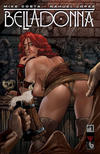 Cover Thumbnail for Belladonna (2015 series) #1 [Kickstarter Nude and Naughty A - Christian Zanier Cover]