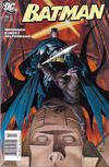 Cover for Batman (DC, 1940 series) #658 [Newsstand]