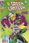 Cover Thumbnail for Green Lantern (1990 series) #52 [Newsstand Edition]