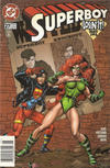 Cover for Superboy (DC, 1994 series) #27 [Newsstand]