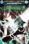 Cover for Green Lanterns (DC, 2016 series) #18 [Leonardo Manco Cover]