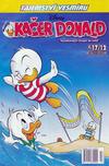 Cover for Kačer Donald (Egmont ČR, 1996 series) #17/2012