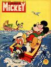 Cover for Le Journal de Mickey (Hachette, 1952 series) #10
