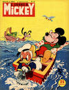 Cover for Le Journal de Mickey (Disney Hachette Presse, 1952 series) #10
