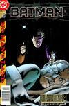 Cover for Batman (DC, 1940 series) #572 [Newsstand]