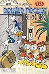 Cover for Donald Pocket (Hjemmet / Egmont, 1968 series) #326 - På vei opp! [1. opplag]