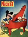 Cover for Le Journal de Mickey (Disney Hachette Presse, 1952 series) #11