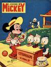 Cover for Le Journal de Mickey (Hachette, 1952 series) #12