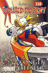 Cover for Donald Pocket (Hjemmet / Egmont, 1968 series) #328 - Kongen befaler! [1. opplag]