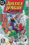 Cover for Justice League Europe (DC, 1989 series) #2 [Direct]