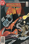 Cover Thumbnail for Detective Comics (1937 series) #544 [newsstand]