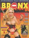 Cover for Bronx (Edizioni Nuova Frontiera, 1994 series) #2